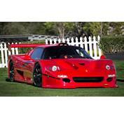 1996 Ferrari F50 GT  Supercarsnet