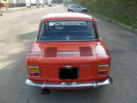 Auto Rally 1970 by Simca Rallye 1100 Anno 1970 Omologata Asi Simca