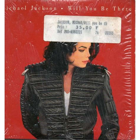 Will You Be There will you be there by michael jackson cds