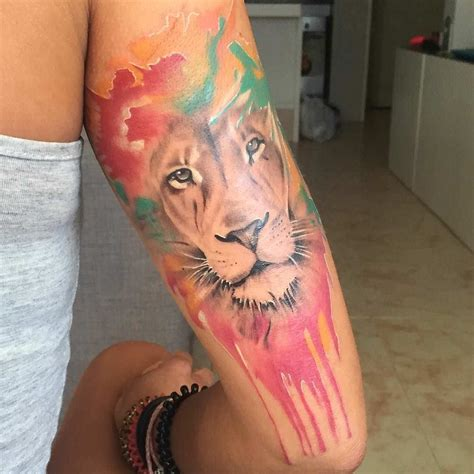 lion finger tattoo tattoo collections