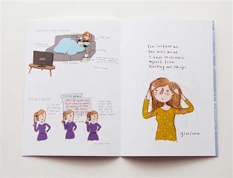 zine layout inspiration journal doodles volume one the book design blog