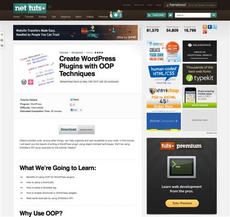 tutorial create a wordpress plugin useful tutorials for creating your first wordpress plugin