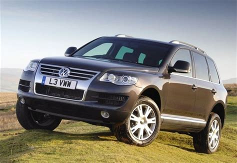 volkswagen touareg  car review honest john