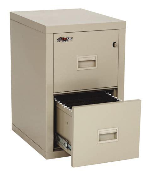 Fireking 2 Drawer File Cabinet by Fireking 2r1822 C 2 Drawer Impact Resistant Vertical File