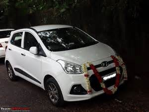 hyundai grand i10 asta petrol the white rabbit team bhp