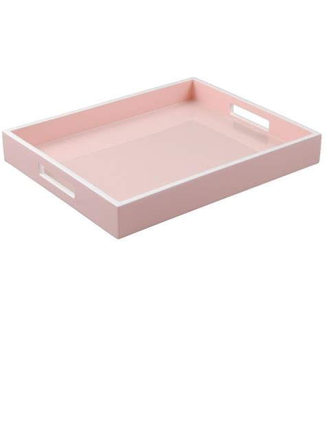 pink ottoman 11 best pink trays images on coffee table tray