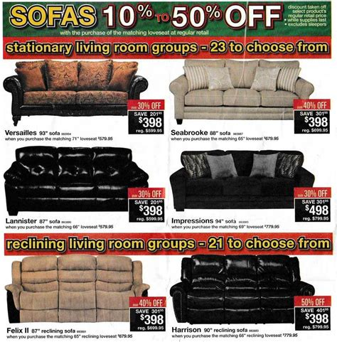 badcock home furniture more 2015 black friday ad page