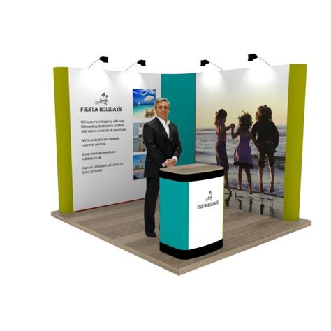 l on a stand l shaped pop up exhibition stand modular exhibition