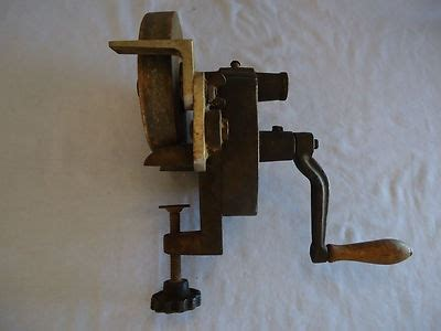hand powered bench grinder 1000 images about old hand crank bench grinders on