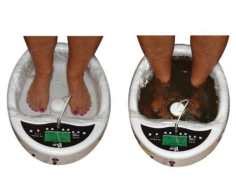 Detox Bath Reactions by 25 Best Ideas About Detox Foot Baths On Foot