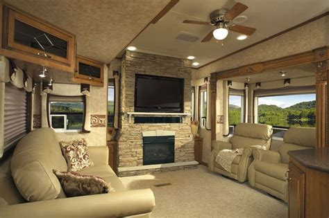 rv with fireplace lovin rv livin fifth
