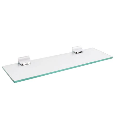 small glass bathroom shelf small glass shelves for bathroom two small bathroom