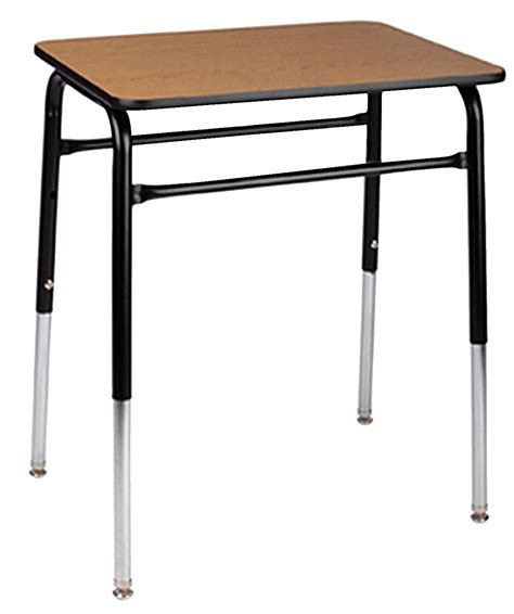 Autobiography Of A School Desk by Royal Seating Study Top Student Desk Without Book Rack