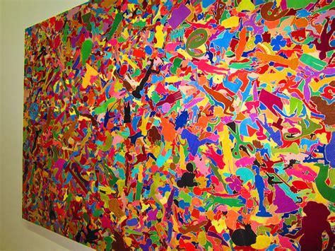 famous modern art modern art