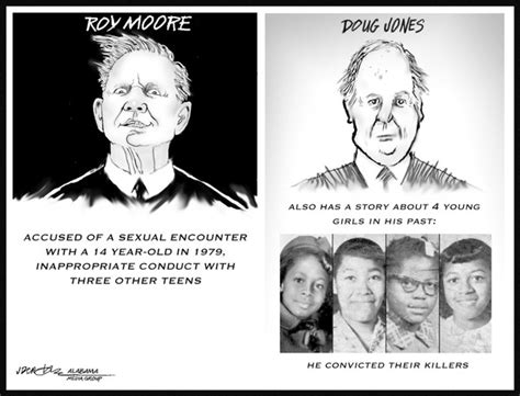 roy moore nra roy moore and doug jones two vastly different stories of