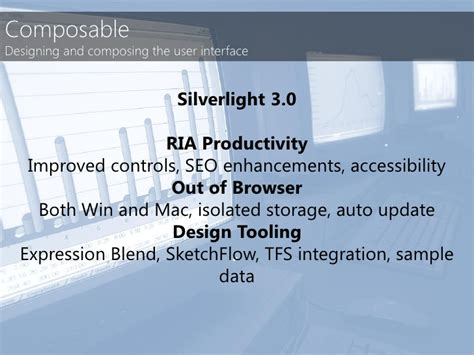 update layout silverlight next generation lob line of business applications
