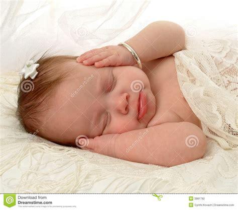 Newborn Noisy Sleeper by Noisy Sleep Stock Photography Image 3981792