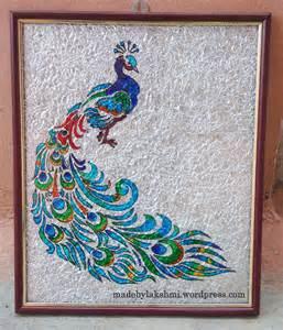 glass painting glass painting tutorial m de by lakshmi