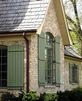 shutter colors for brick house shutters on brick houses this for all