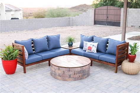 build outdoor sectional sofa addicted 2 diy eat sleep diy