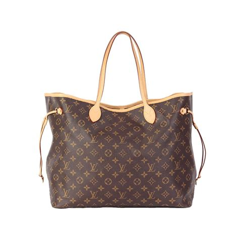Louis Vuitton Monogram louis vuitton monogram neverfull gm luxity