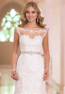 Collection of designer bridal dresses and wedding accessories