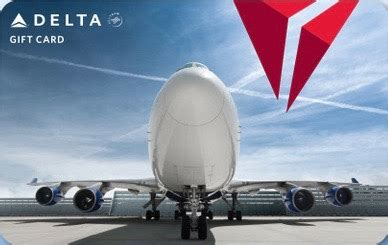 Delta Gift Card Discount - delta air lines gift cards review
