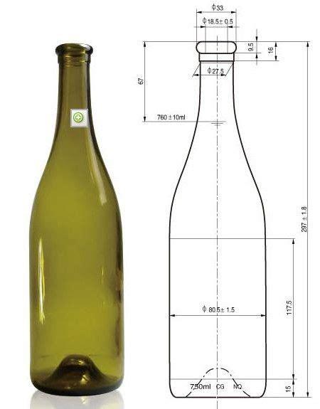 kohler glass creates the wine bottles with strict - Wine Bottle Dimensions