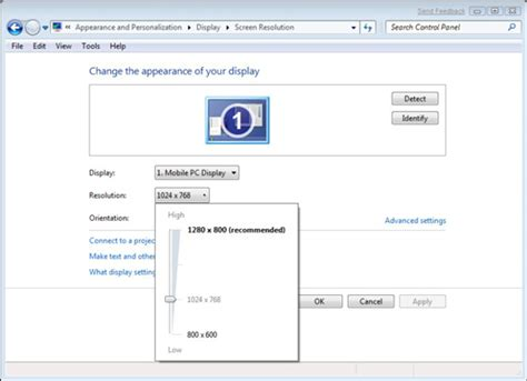 How to Change Screen Resolution in Windows 7   dummies