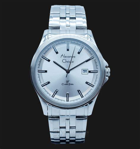 Jam Tangan Alexandre Christie 8402 alexandre christie ac 8402 md bsssl silver stainless