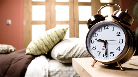 Nightstand Clocks don t forget daylight saving time ends this weekend