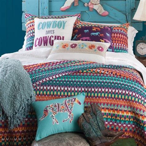 cowgirl bedroom cowboy loves cowgirl bedding collection chloe s room