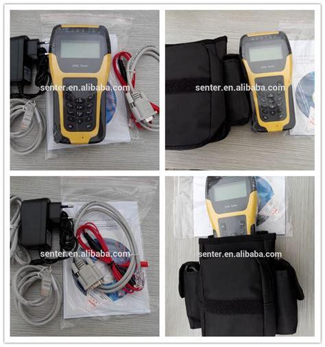 Senter Line senter st332b handheld vdsl2 vdsl adal2 adsl2 dsl tester