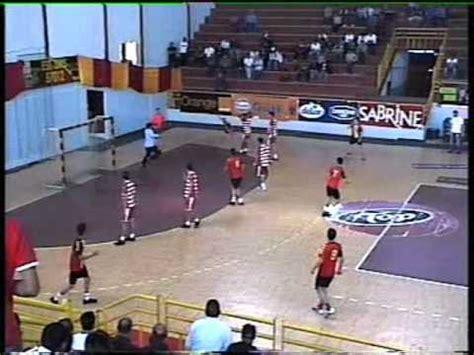 esperance sportive de tunis vs club africain handball