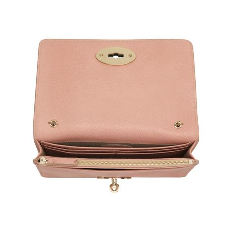 Clutch Wallet by Mulberry Bayswater Clutch Wallet In Pink Lyst
