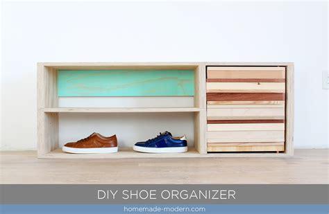 shoe cabinet diy modern ep97 diy shoe cabinet