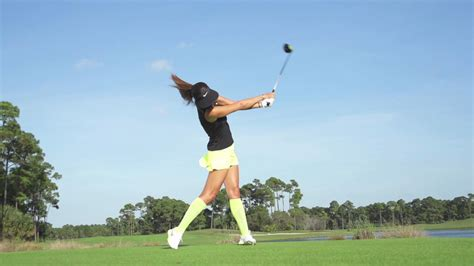 Golf Swing Motion by Wies Swing On In Motion Golf