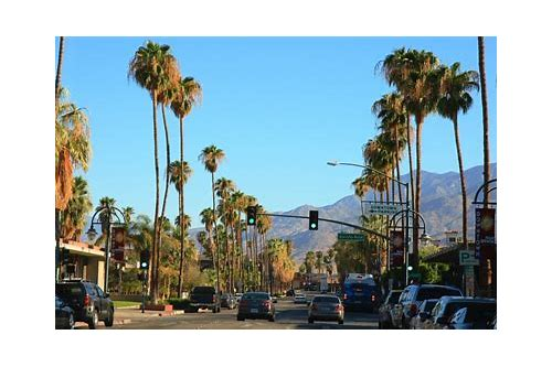 palm springs car rentals deals