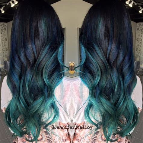 color melt hair styles image result for blue and purple mermaid hair dressey