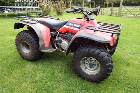 Honda Big by Honda Big Trx300 Atv Farm Bike 300cc Trx 300