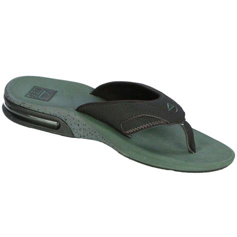 reef s fanning sandal reef water mens sandals with bottle opener