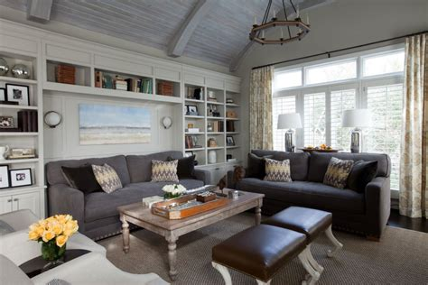 living rooms with gray couches 24 gray sofa living room furniture designs ideas plans