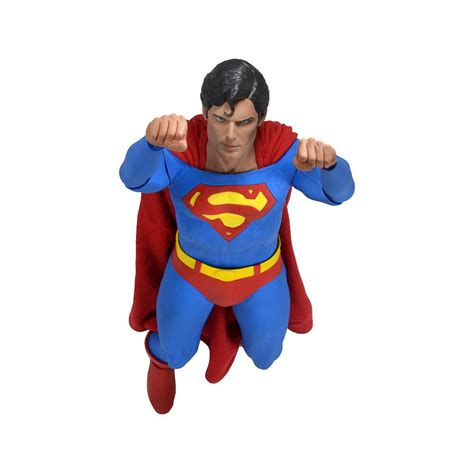 christopher reeve information neca christopher reeve superman statue