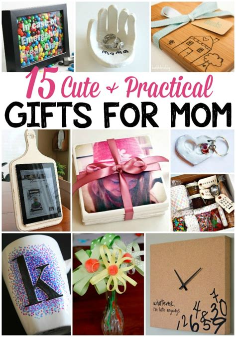 unique gifts for mom 15 cute practical diy gifts for mom practical gifts
