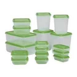 ikea food storage pruta food container set of 17 ikea