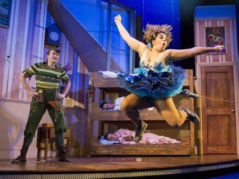 peter pan  wrong theatre  london