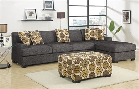 l shaped grey sofa milano grey fabric l shape sofa