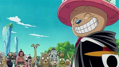 jadwal film one piece di spacetoon one piece the movie 3 chopper s kingdom on the island of