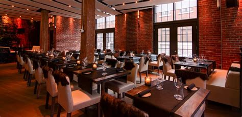 Kitchen Gallery Restaurant Vieux Montreal 10 Montreal Port Restaurants Where You Need To Eat