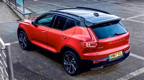 The New drive co uk reviewed the new volvo xc40 quot wow quot by a
